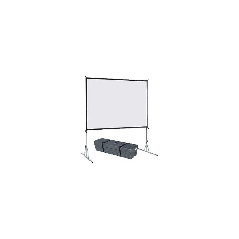 Divers Ecran 4m X 3m Retroprojection Cybercom Sono